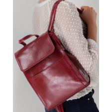 Рюкзак женский кожаный Grays 806R-BPU Красный