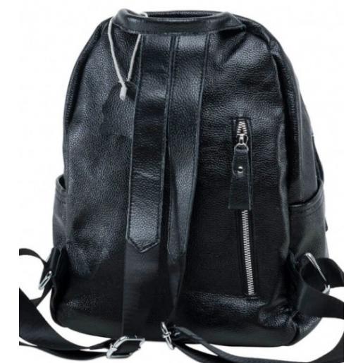 Кожаный женский рюкзак Olivia 8820A-BPU