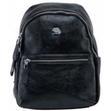 Рюкзак кожаный женский Olivia 8821A-BPU Черный
