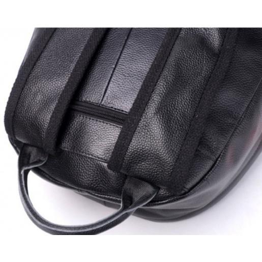 Рюкзак женский кожаный Tiding 11683AU Черный