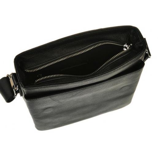 Мужская сумка на плечо Tiding M2994AU Чёрный
