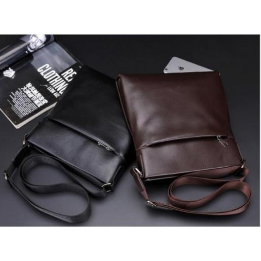 Мужская сумка на плечо Tiding-8850AU Черный