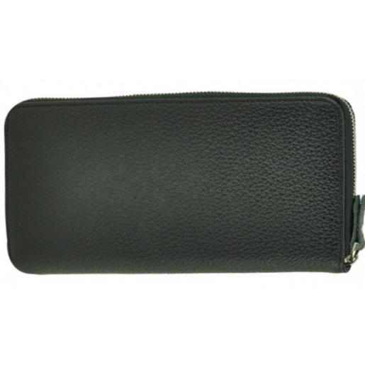 Мужской кожаный клатч Bexhill 5500AU Черный