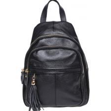 Женский кожаный рюкзак Keizer K11032 Черный