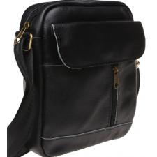 Кожаная мужская сумка Keizer K1112N Черный