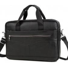 Кожаный мужской портфель для ноутбука и бумаг Bexhill Bx1128AU