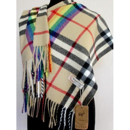 Женский теплый кашемировый шарф TP431-8
