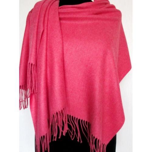 Женский палантин Cashmere KT166-9 Розовый