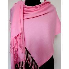 Женский кашемировый палантин PASH87T Розовый