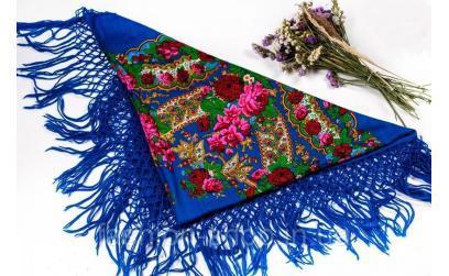 Новое поступление украинских шерстяных платков