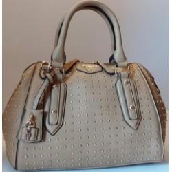Женская сумка из кожзаменителя VF77N Бежевый