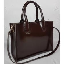 Женская кожаная сумка Nicoletta 30AE-15 Коричневый