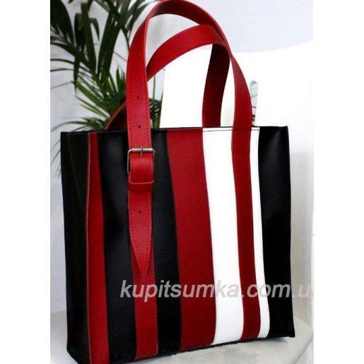 Женская сумка кожаная Adriana KE15A-1 Черный