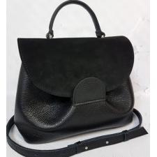 Женская сумка кожаная Ferrin FID-1A Черный