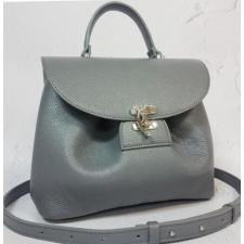 Женская кожаная сумка Ferrin FID1A-9 Серый