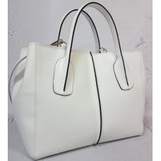 Женская кожаная сумка 26A-2 Белый