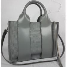 Женская кожаная сумка Jammu FEO-22-2A Grey