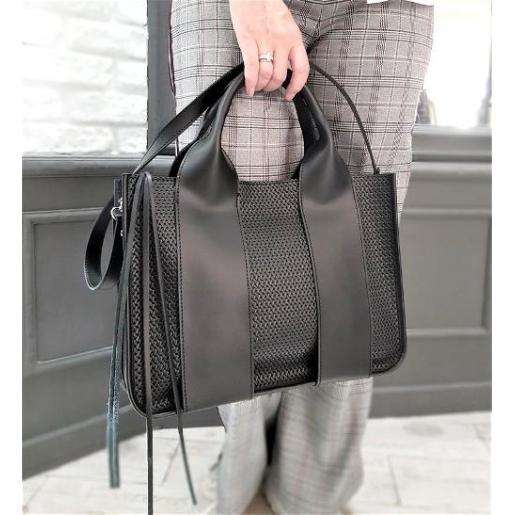 Женская кожаная сумка Jammu FEO-22-1A