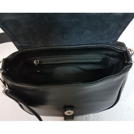 Женская сумка кожаная Navetta AE30-9 Черный