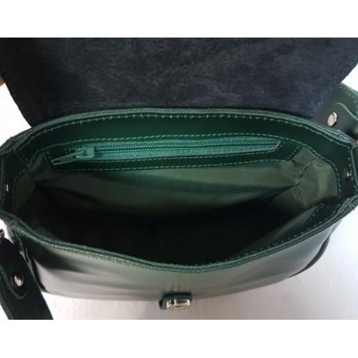 Женская кожаная сумка Navetta AE30-10 Зеленый