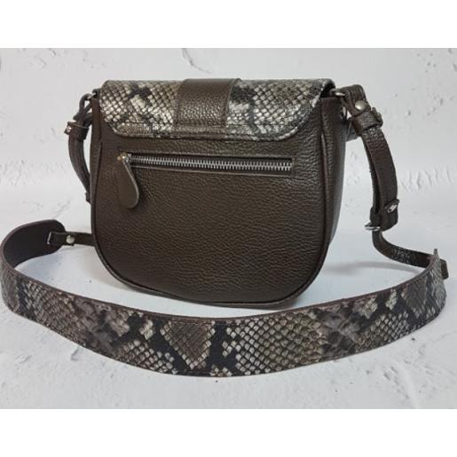 Женская сумка кожаная Navetta AE30-1 Коричневый
