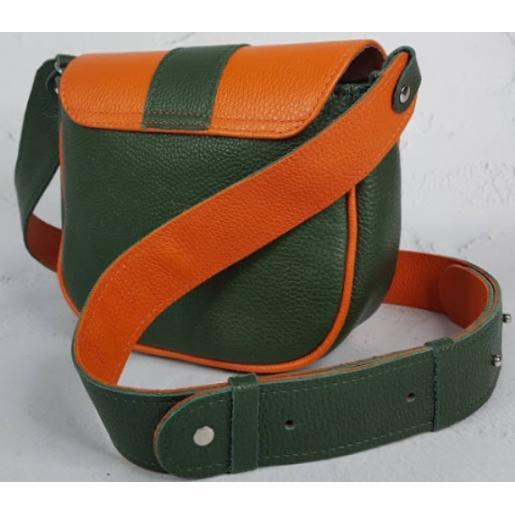 Женская сумка кожаная Navetta AE30-44W Зеленый