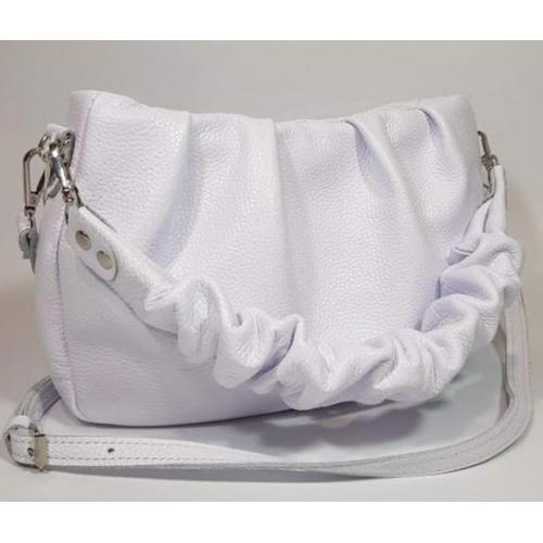 Кожаная женская сумка Paola EK-98-12-6 Белый