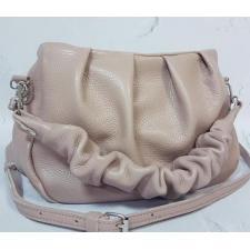 Женская кожаная сумка Paola EK-98-3 Пудровый