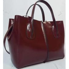 Женская сумка из натуральной кожи ETERNO EK26-A-4 Марсала