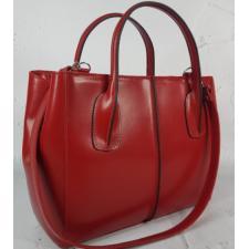 Женская кожаная сумка 26A-13 Красный