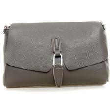 Женский кожаный клатч 8778P Серый