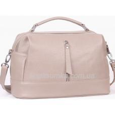 Женская сумка из натуральной кожи BP44-5 Розовый