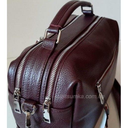 Женская сумка-мессенджер BP-44М-3 Марсала
