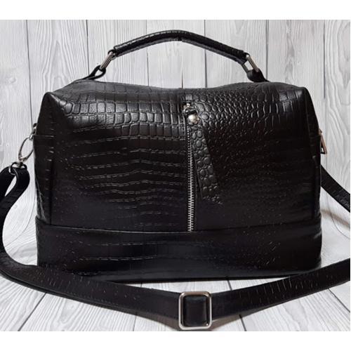 Женская кожаная сумка BP-44М-1 Черный