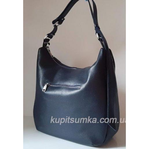 Женская сумка кожаная B14-8 Синий