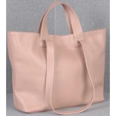 Женская кожаная сумка VP56-209 pink
