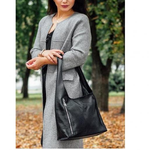 Женская сумка из натуральной кожи PV18-1 Марсала