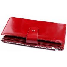 Женский темно-красный кожаный кошелек DO17-12-12