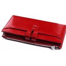Женский кошелек темно-красный 188D1711-1
