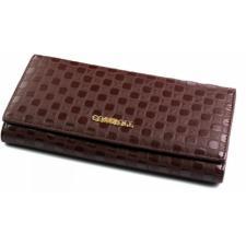 Женский кожаный кошелек COSSROLL 3-91D12 Коричневый