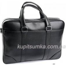 Классическая кожаная сумка для мужчин