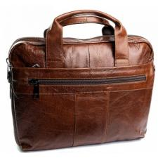 Мужской кожаный портфель 9022DO-1 Коричневый
