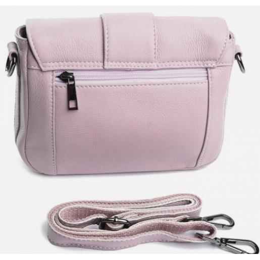 Женская сумка на плечо K11D02-2 Розовый