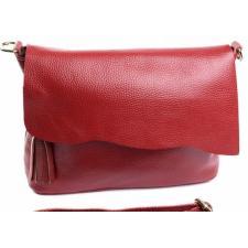 Женский кожаный клатч 83D6-1Красный