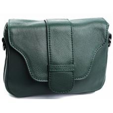 Женская сумка кожаная K11D02-5 Зеленый