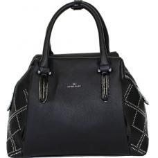 Женская сумка из кожзама 189D-2 Black