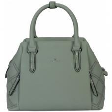 Женская сумка из кожзаменителя 189D-3  Green