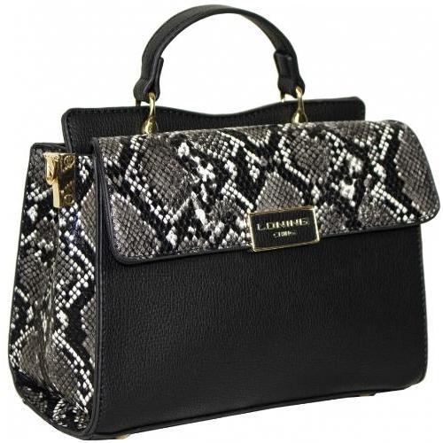 Женская сумка из экологической кожи 210D-2 black