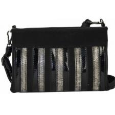 Женская сумка из кожзама 68D202-1 Black