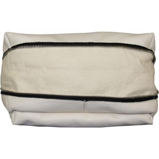 Женская сумка из эко кожи 26D40-4 beige